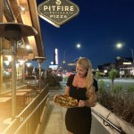 Upscale Pizza at Pitfire Pizza in Costa Mesa