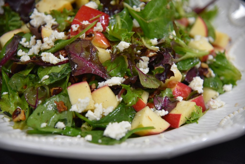Chef Debbi Dubbs Italian Chopped Salad