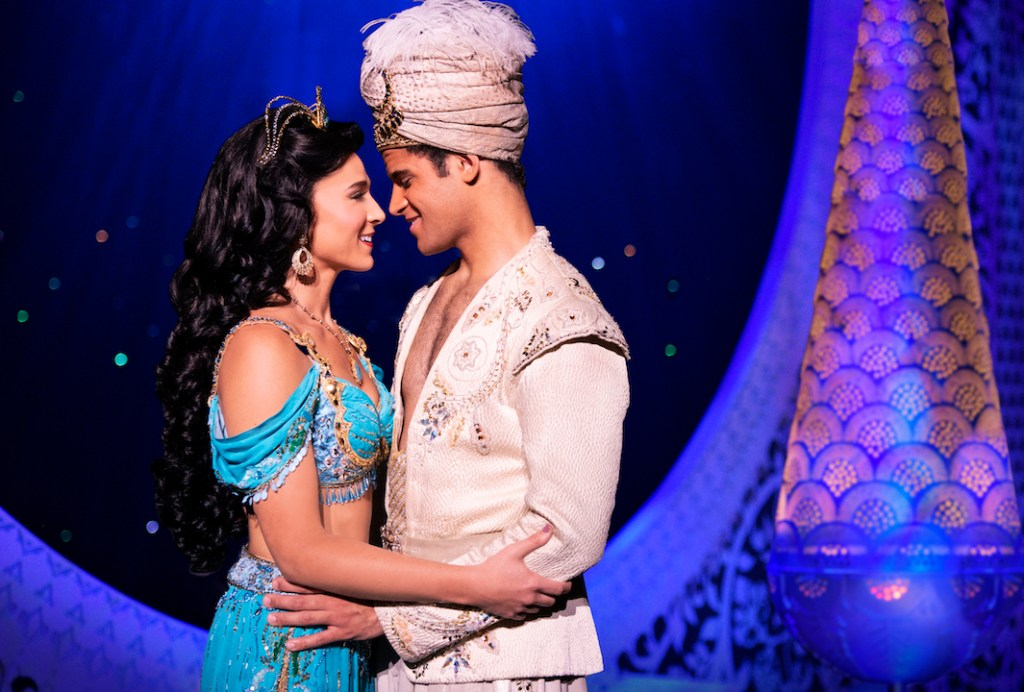 Disney's Aladdin at the Segerstrom Center for the Arts