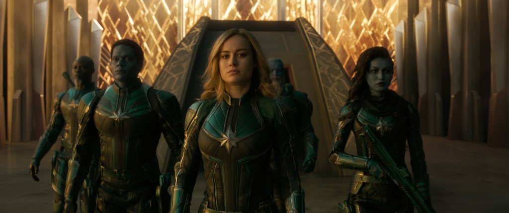 Scene from Captain Marvel