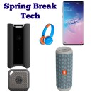 The Best in Tech for Spring Breakers
