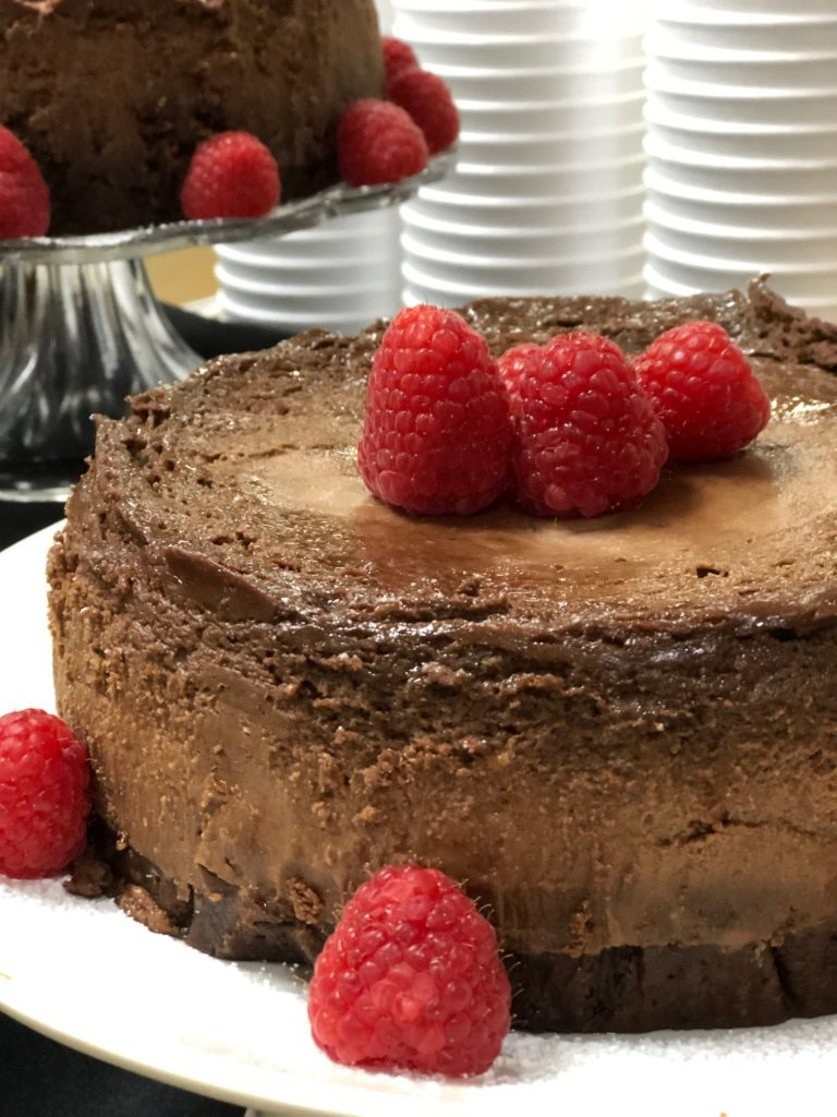 Instant Pot Chocolate Cheesecake Recipe