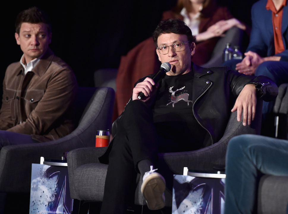Russo Brothers chatting about the making of Avengers Endgame