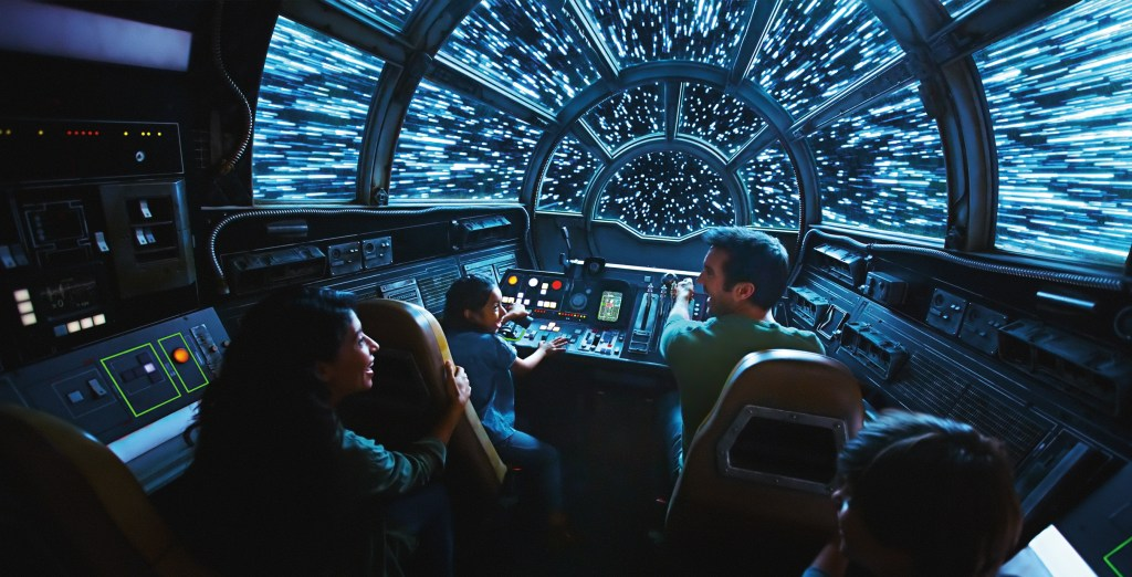Star Wars: Galaxy's Edge Ð Millennium Falcon: Smugglers Run