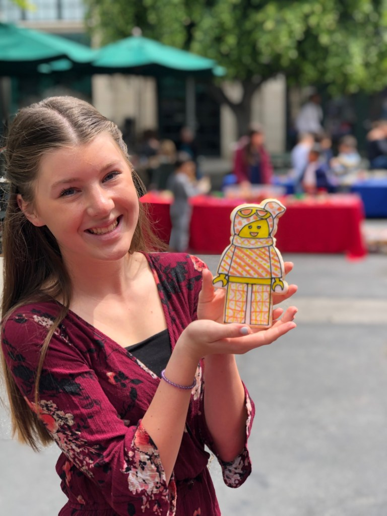 Lego Movie 2- The Second Part Cookie Decorating