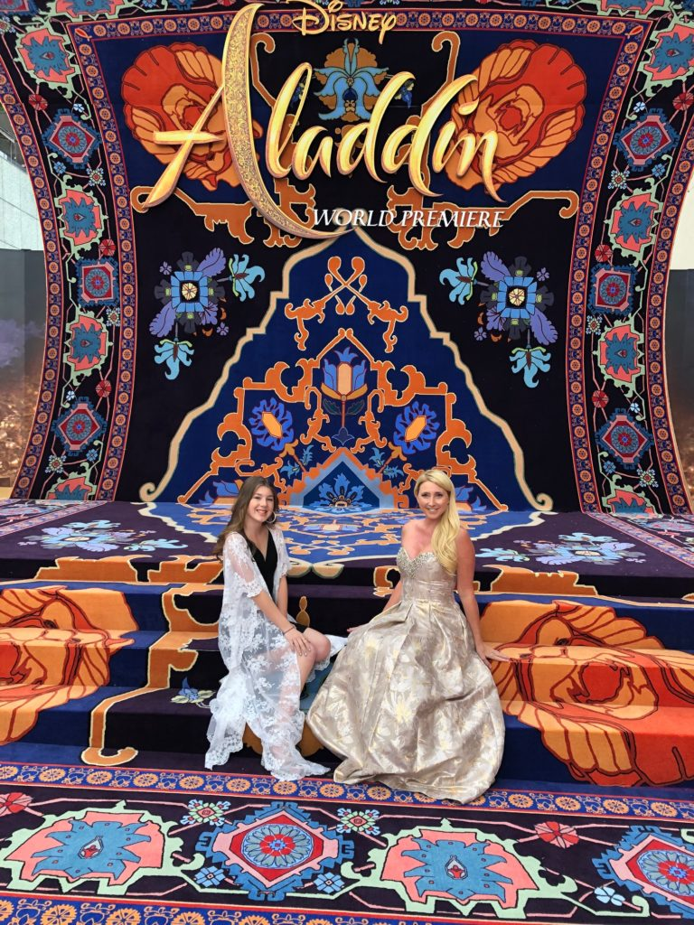 World Premiere of Disney's Aladdin in Los Angeles