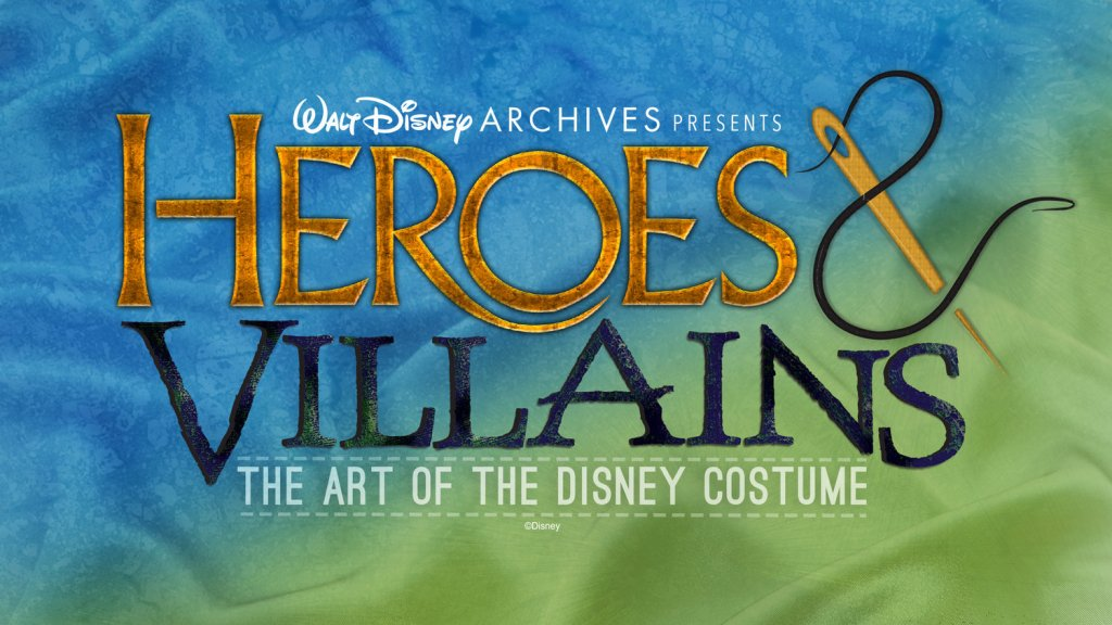 D23 EXPO HEROES and Villains