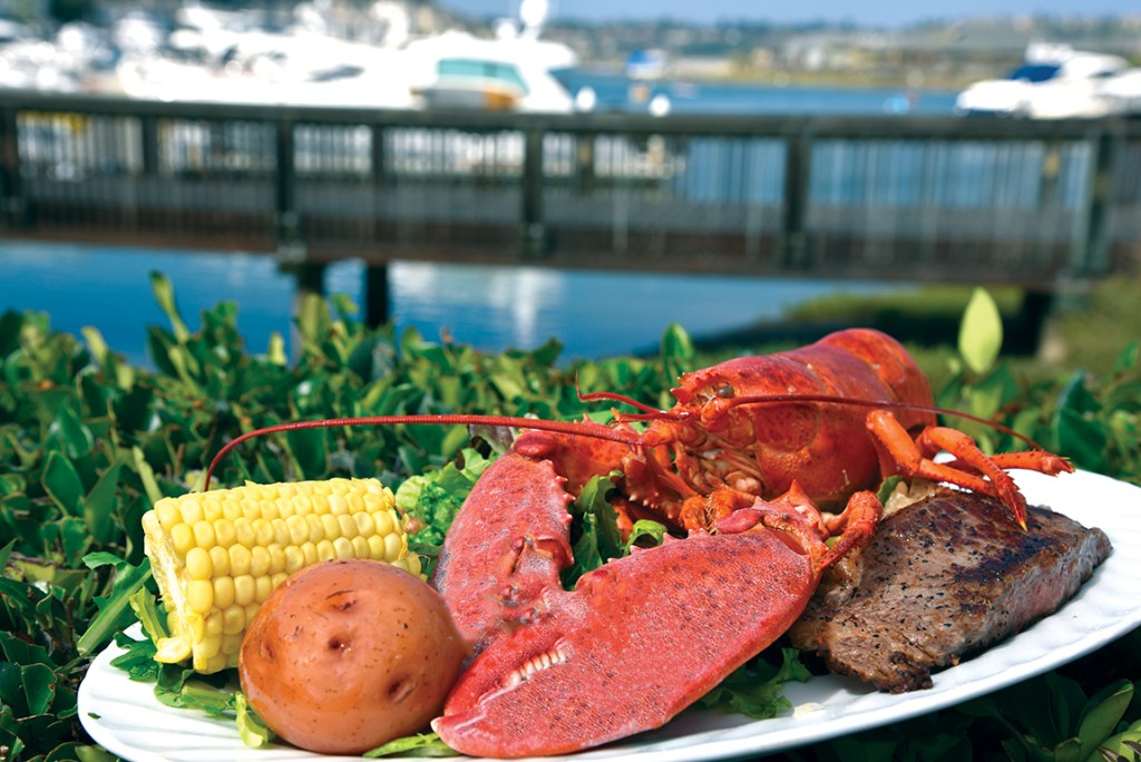 Lobsterfest in Newport Beach