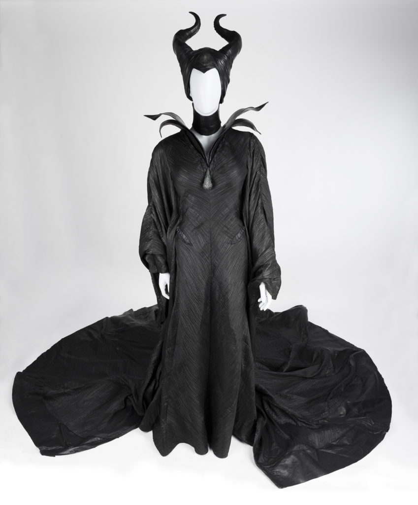 Maleficent dress at D23 Expo