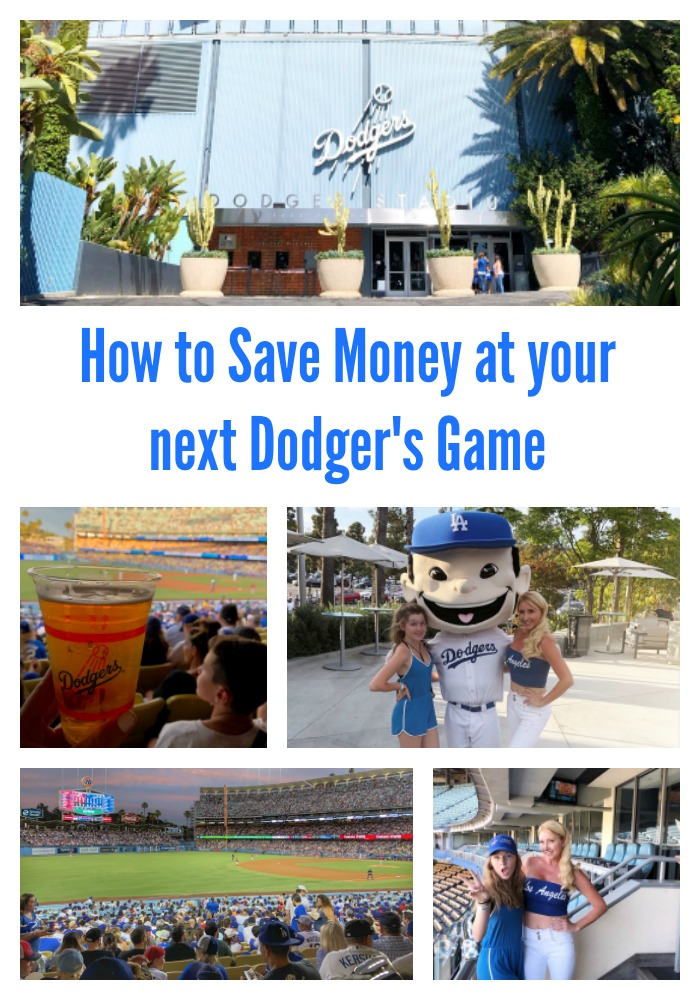 How to Save Money at Your Next Dodgers Game