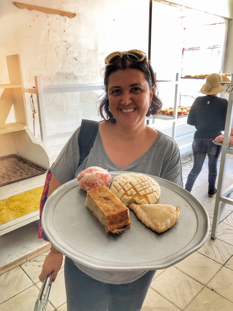 Finding the best Mexican Pastries in Rosarito