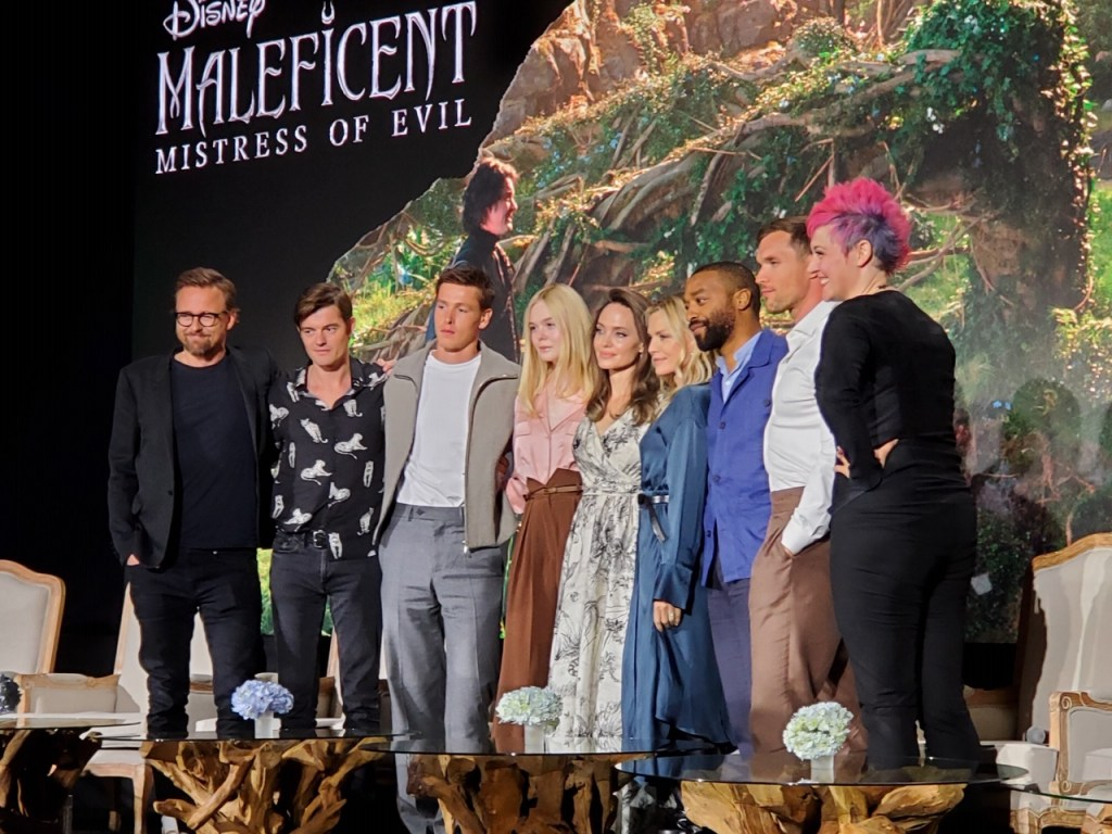 2019 Maleficent Cast