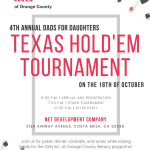 Girls Inc. Dads for Daughters Poker Tournament
