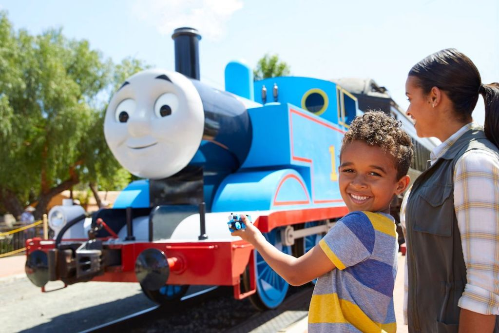 Day Out With Thomas Event in SoCal