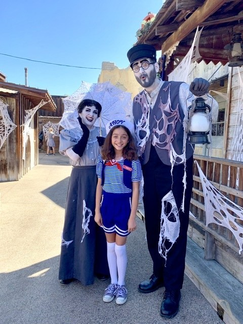 Fun at Knott's Spooky Farm
