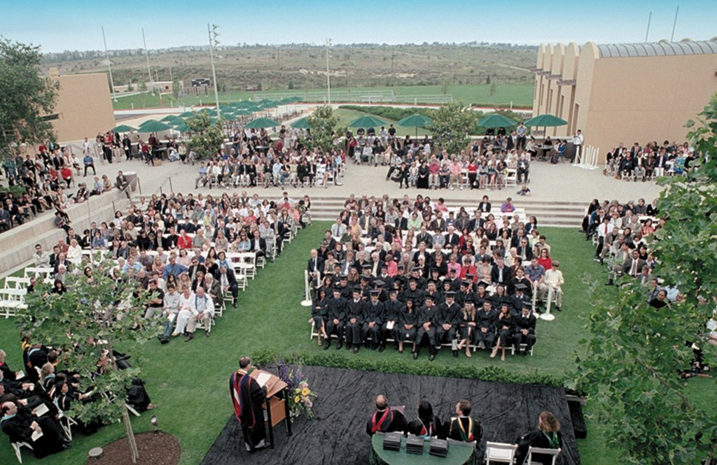 Sage Hill First Graduation (2003)