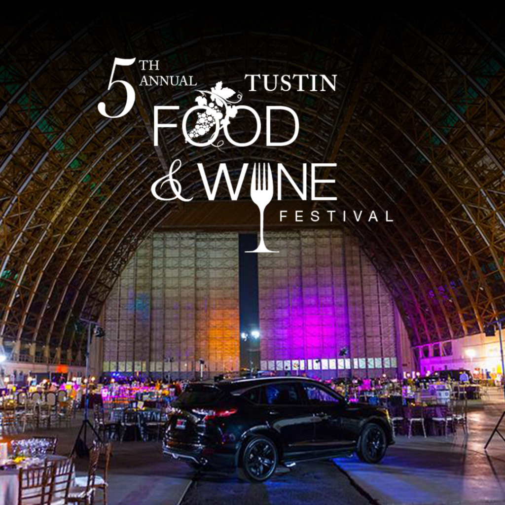 Tustin Food Event in Historic Hangar