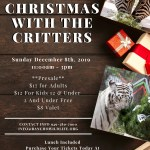 10th Annual Christmas with the Critters + Giveaway
