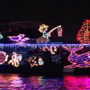 Holiday Lights Cruises: Newport Beach Boat Parade