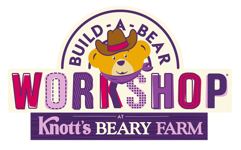 Knott's Berry Farm Build-a-Bear