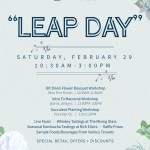 "Celebrate ""Leap Day"" at The OC Mix with Workshops, Live Music, Food + Fun!"