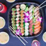 Sushi Roku Introduces Sushi Family Pack