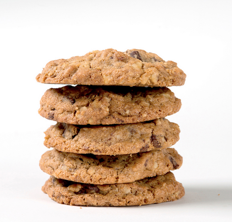 Chocolate Chip Cookie Recipe from DoubleTree