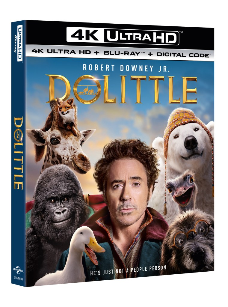 Dolittle The Movie