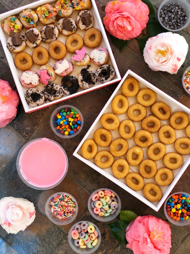 Donut Decorating Party