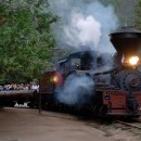 Yosemite Mountain Sugar Pine Railroad is Back with The Moonlight Special