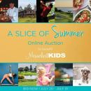 Give Back with Miracles for Kids: A Slice of Summer Online Auction!