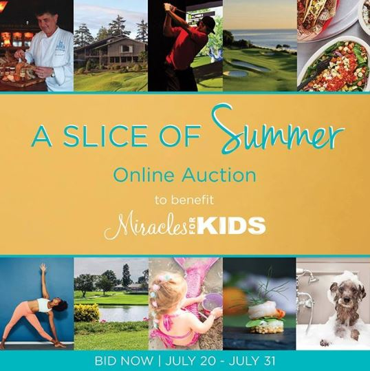 Miracle for Kids Online Auction