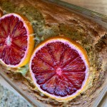 Blood Orange Banana Bread Recipe