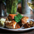 Chicken with Walnuts and Lemon Recipe