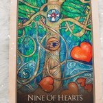 Tarot Card Message of the Day: Nine of Hearts