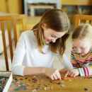 Puzzles 101: 4 Tips On Completing A Jigsaw Puzzle