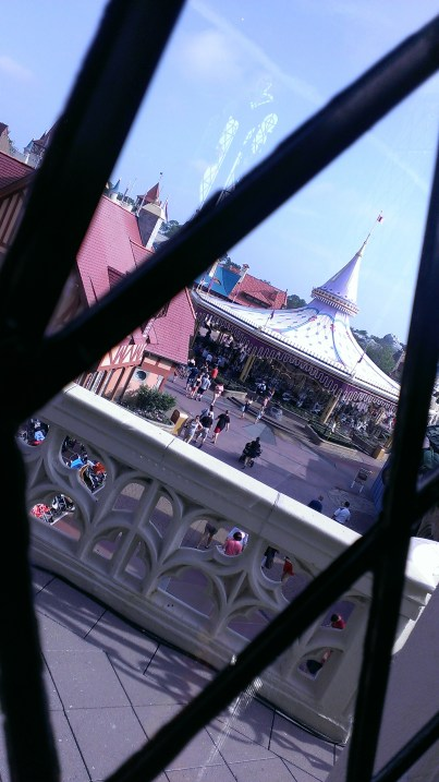 Cinderella's Royal Table view