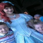 Dine with Princesses at Cinderella's Royal Table Restaurant