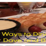 Five Fun Ways to Dine and Play at Dave and Busters