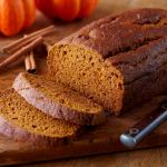 Tofu Pumpkin Bread Recipe