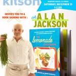 Alan Jackson Lemonade Book Signing Event
