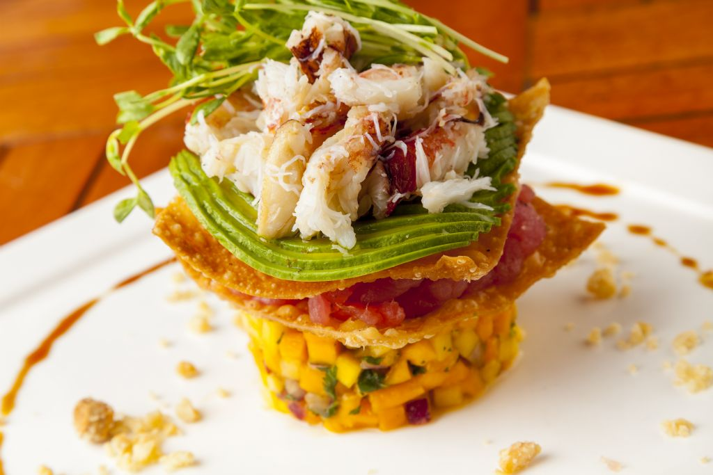 The-Beachcomber-Tuna-Stack