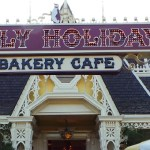 It's a Jolly Holiday at Disneyland Park