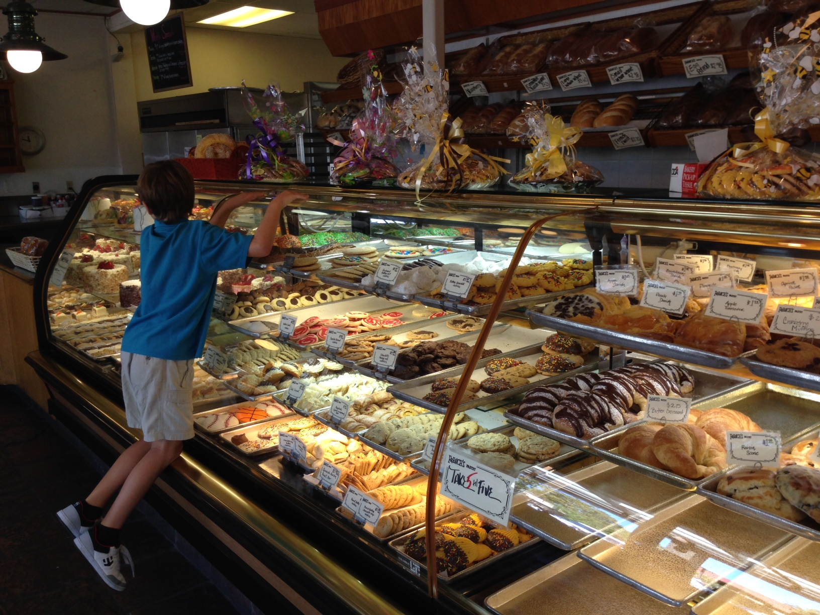 Celebrating Back-to-School at French's Pastry - OC Mom Dining