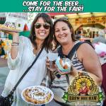 Come for the Beer…Stay for the Fair!