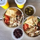 NYC Meets the OC with the Opening of The Halal Guys