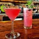 Drink Pink at Sushi Roku