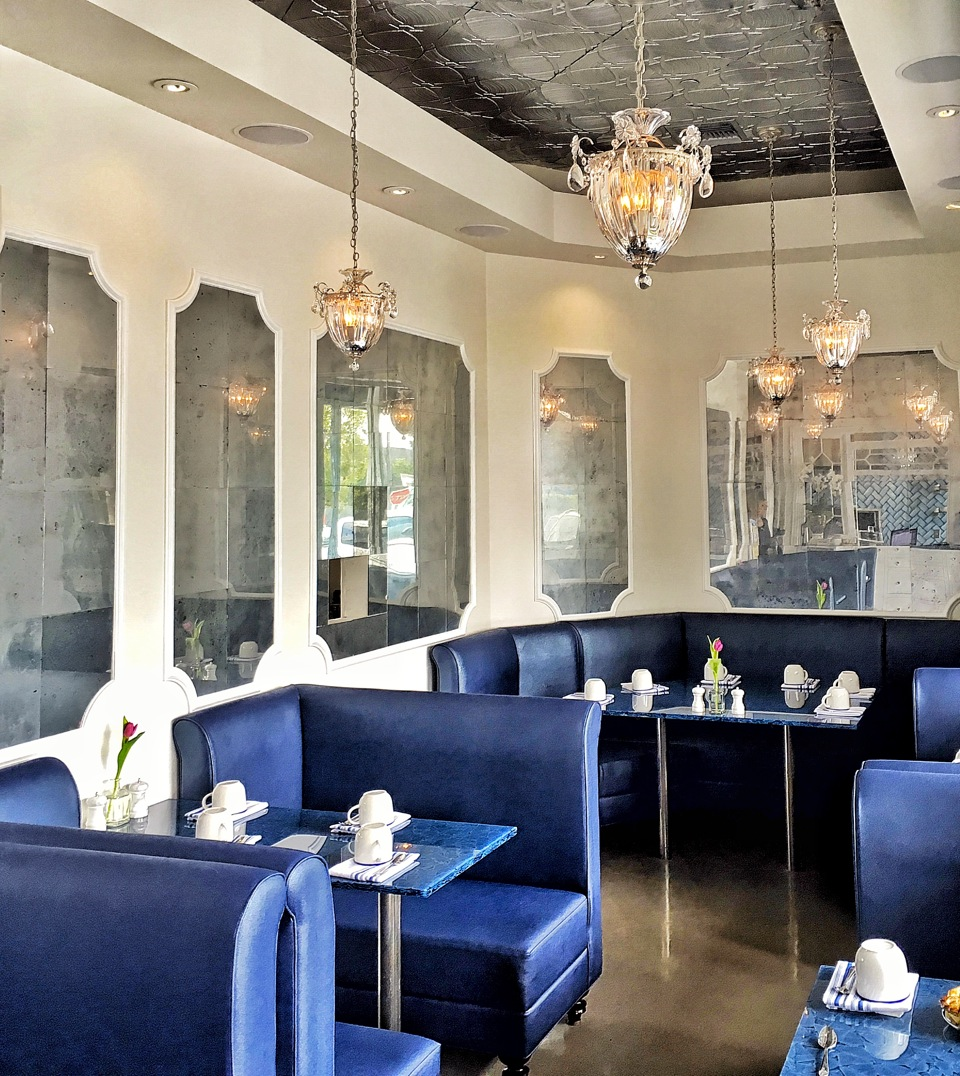 Restaurant marin opens at south coast collection in costa