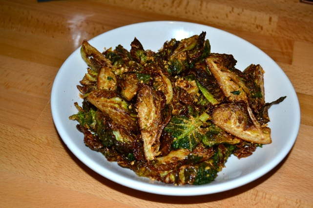 Wokano Brussels Sprouts
