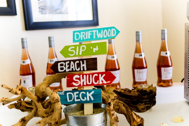 Driftwood Sip and Shuck